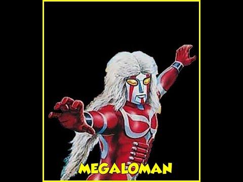 Megaloman - sigla