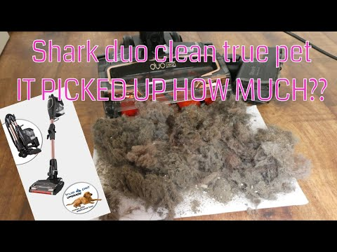 MY NEW HOOVER PICKED UP HOW MUCH?? / SHARK DUOCLEAN CORDED TRUE PET /  SHARK HOOVER REVIEW /