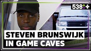 Wat zit er in de EXPEDITIEKOFFER van Steven Brunswijk?! | GAME CAVES #6
