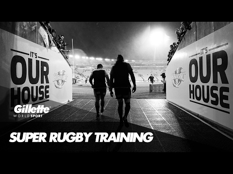 Pre-Season Training with the Hurricanes | Gillette World Sport