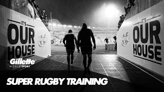 Pre Season Training with the Hurricanes Gillette World Sport