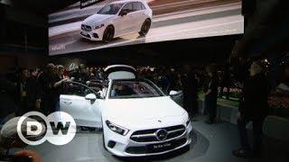 Vierte Generation: Mercedes A-Klasse | DW Deutsch