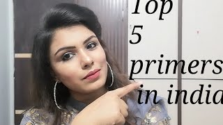 Top 5 primers available in india|सबसे अछे फेस प्राइमर|Makeup in hindi