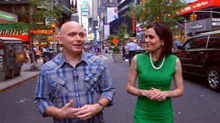 Tony-Winner Michael Cerveris on Sidewalk Talk