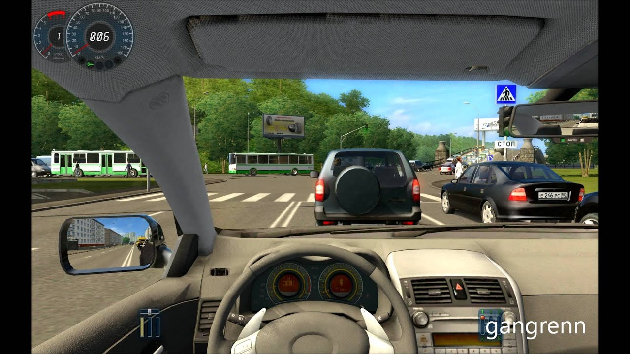 City Car Driving Simulator 3d Instructor 2 2 Youtube