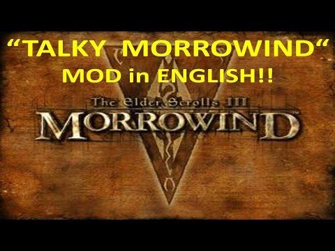 talky morrowind