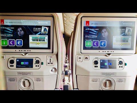 [NEW] [TRIP REPORT] Emirates | EK336 Dubai-Manila | Boeing 777-300ER | Economy Class