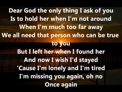 Dear God - Avenged Sevenfold (Lyrics! HD)