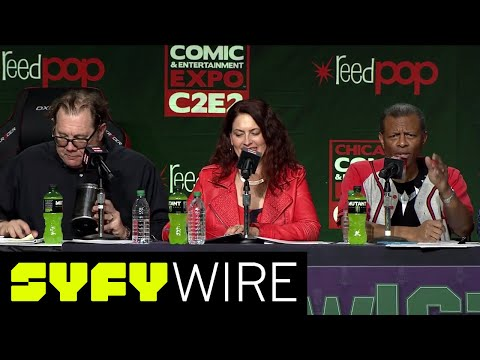 Twisted Toonz Read Ferris Bueller's Day Off | C2E2 | SYFY WIRE