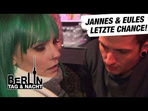 Berlin - Tag & Nacht - Jannes & Eules letzte Chance? #1579 - RTL II