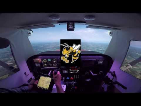 Ireland! Dublin To Galway (X-Plane Cessna Home Cockpit)
