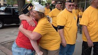 Kearney, Neb., Walk for Veterans