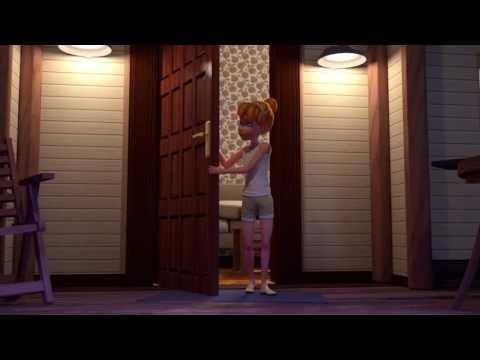 Miley Cyrus - Malibu (Music Video) || Animated||