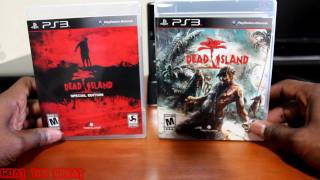 Dead Island Special Edition Unboxing