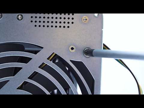 TS-453BE|Tutorials Of Fan Installation And Cleaning