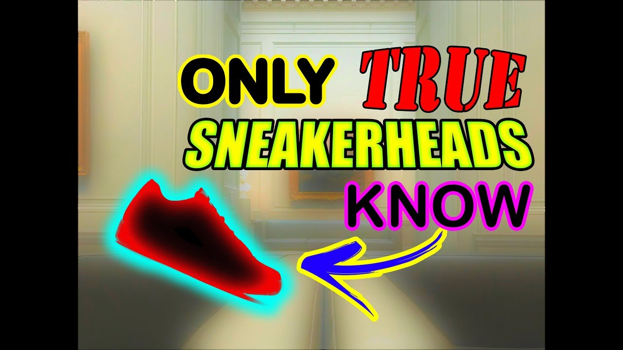 b2ace68e724 Only TRUE Sneakerheads Will Know This Sneaker!!  REVIEW