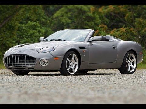2003 Aston Martin DB AR1 by Zagato - YouTube