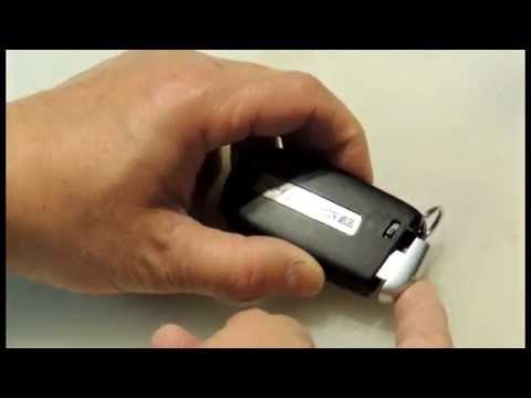 Jeep Key Fob Battery >> Change battery of 2013 Dodge Journey keyless entry remote without tool - YouTube