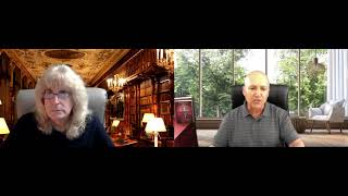 Did God Create Evil?/ The Shekinah Glory In The Bible? Messianic Rabbi Zev Porat With Pastor Caspar