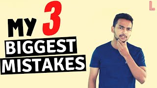 3 Biggest Mistakes You Should Never Do In your 20's In TAMIL | Ultimate Advice For Every 20 year old