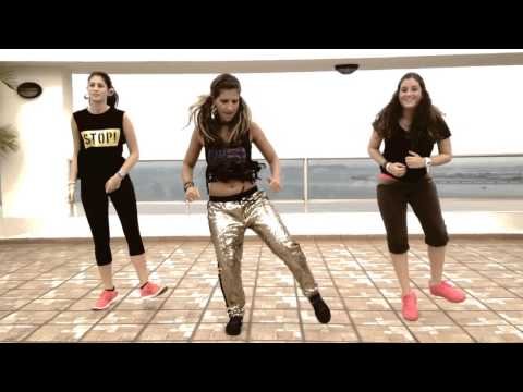"Zumba with Shlomit Salo-"" La La La "" By Shakira"