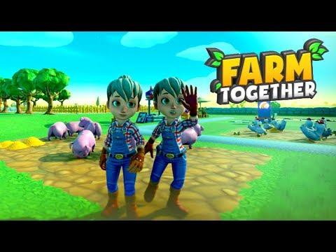 Farm Together! We Spent ALL Of The Money!