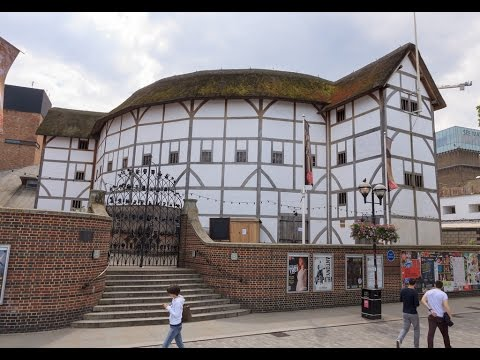 places to see in london uk shakespeare 39 s globe. Black Bedroom Furniture Sets. Home Design Ideas
