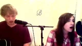 "Flyleaf ""All Around Me"" by Madeline and Shay"