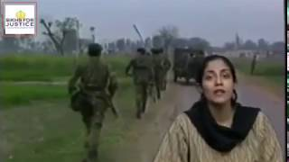 Operation Woodrose - Indian Army's Punjab Massacre