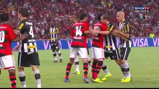 Flamengo 4 x 0 Botafogo (23/10/2013) Jogo completo
