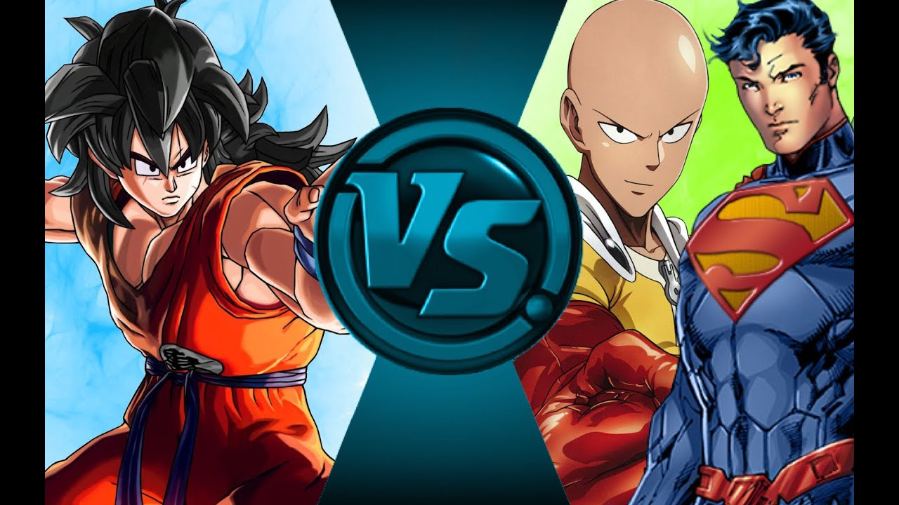YAMCHA Vs SAITAMA SUPERMAN Salt Assault