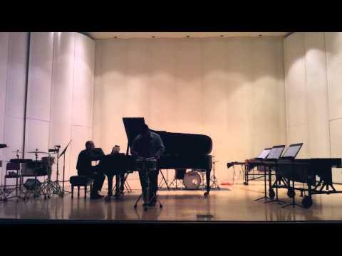 Juwan Blanton's Senior Percussion Recital, Stephen F. Austin State University
