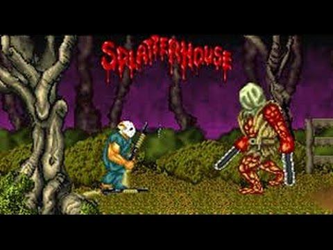 Splatterhouse (1988)- Blood, guts, and pixels!