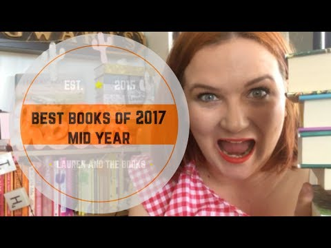 Best Books of 2017   Mid Year   Lauren and the Books