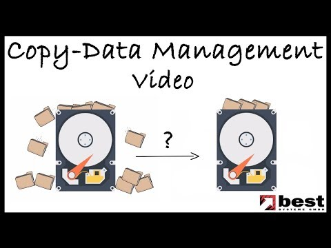 "best Systeme GmbH - actifio ""Copy Data Management"" Video"
