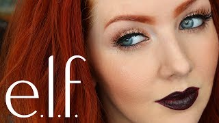 Drugstore FALL Makeup Tutorial | elf Cosmetics