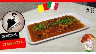 РАГУ по - неаполитански ( Лучшая еда для вегетарианцев!) - КУХНЯ СТУДЕНТА. Cianfotta napoletana