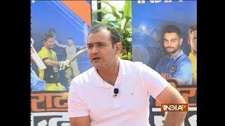 I'm confident India will whitewash Australia 5-0: Virender Sehwag to India TV