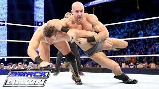 Cesaro vs. The Miz: SmackDown, November 19, 2015