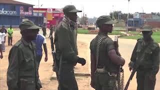 Ação de grupos armados em campanhas eleitorais na RD Congo