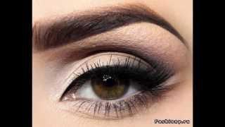 видео Правила нанесения вечернего макияжа