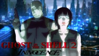 Ghost in the shell 2 Innocence|КЛИП
