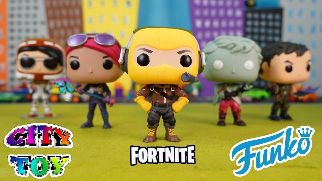 Llegan A Toy Funko Fortnite Los City Pop OPX8n0wk