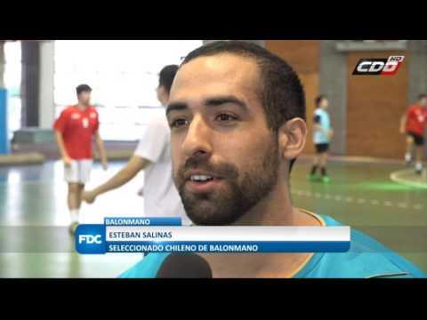 Esteban Salinas Y Su Nuevo Desafío Con La Roja Del Balonmano