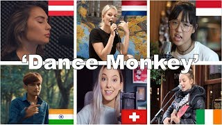 Download lagu Who Sang it Better: Dance Monkey (Netherlands, India, Ireland, Austria, Switzerland, Indonesia)