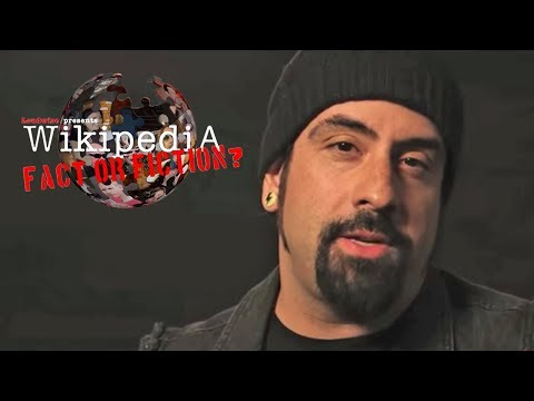 Volbeat's Rob Caggiano - Wikipedia: Fact or Fiction?