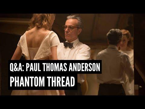 PHANTOM THREAD Paul Thomas Anderson Q&A At The Castro Theater In San Francisco