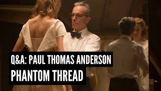 PHANTOM THREAD Paul Thomas Anderson Q&A At The Castro Theater In San Francisco