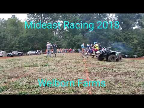 Mideast Racing 2018 - The Stomp