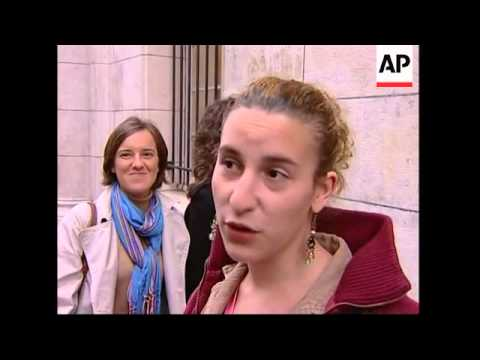 Sorbonne University reopens after closure during job protests